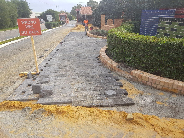 paving contractors perth