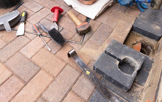 paving repairs
